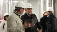 Visit at the Polish biorefinery Bioagra – Svend Brandstrup and Hans Nielsen