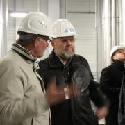 Besøg på det polske bioraffinaderi Bioagra